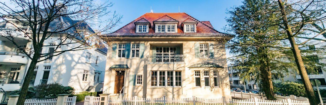 Das Haus der EWE Stiftung